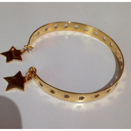 bracelet nacre + billes améthyste
